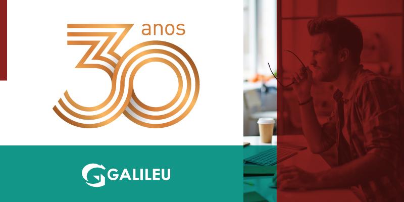 GALILEU: 30 anos